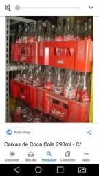Vendo 20 engradado de coca-cola