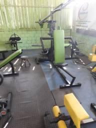 Fabricamos equipamentos de musculação