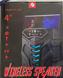 Mini Caixa De Som Bluetooth- Portátil