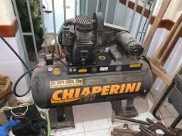 Compressor de ar Chiaperini 200 litros