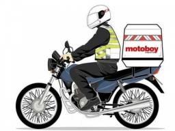 Vaga pra motoboy ZAP 83 98828.8409