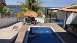 Casa de Luxo - Condomínio Nautico Prive das Caldas