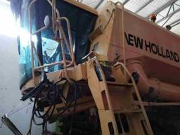 Colheitadeira New Holland TC59 | Ano 2002