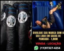 Sacos de Pancada com o seu Logo - Sacos de Boxe com 1,80m - Promoção de Fábrica