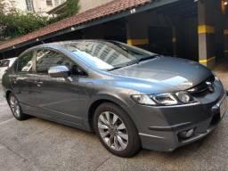 Honda Civic 1.8 LXL Automático - Única Dona - Baixa KM