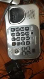 Vendo telefone sem fio com ramal - Panasonic