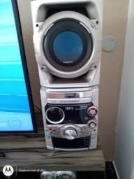 Mini System Panasonic SA AK 521