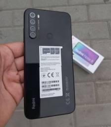 Note 8 128gb/4gb ram lacrado 100% original