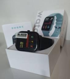 Smartwatch P8 (Tela Personalizável coloca foto)