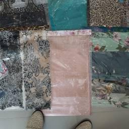 Kit artesanato (bandeiras de tecido)