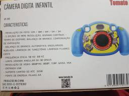 Câmera Digital infantil FHD e HD