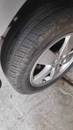 Vendo jogo de pneus 205/60 R16