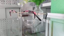 Óculos armação ótica