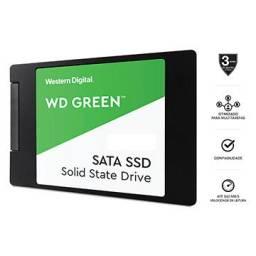 Hd SSD novo lacrado com Nota fiscal e garantia 6 meses