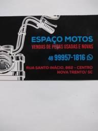 Peças de motocicletas