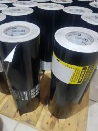 Adesivo Imprimax Preto Brilho