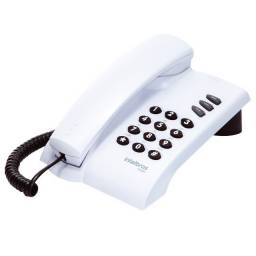 Telefone Fixo Intelbras Pleno Cinza-ártico
