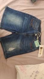 Bermuda Crocker Jeans