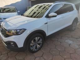 Volkswagen T-Cross 1.0 Turbo 200 Tsi Total Flex Comfortiline Automático