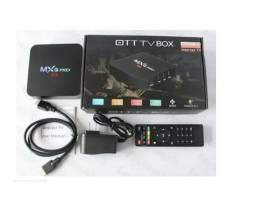 TvBox MxQpro 4K