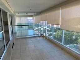 Apartamento com 4 dormitórios para alugar, 212 m² por R$ 11.000/mês - Alphaville Industria