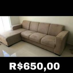 Vendo sofás de alta qualidade