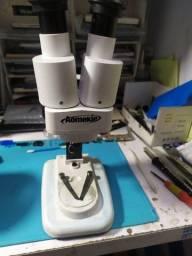 Microscópio Idea para consertos de placas de celular