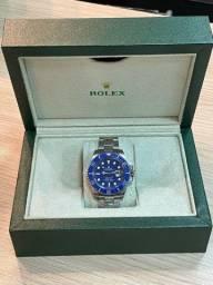 Relógio ROLEX / Azul
