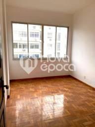 Apartamento à venda com 1 dormitórios em Copacabana, Rio de janeiro cod:CP1AP45933