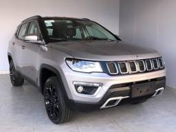 Jeep Compass Limited 2.0 Cinza