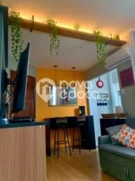 Apartamento à venda com 1 dormitórios em Leblon, Rio de janeiro cod:CP1AP50881