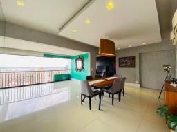 Ed Carpe Diem: Belíssimo Apto 17º Andar 155m² 3 Suites 3 Vg Batista Campos