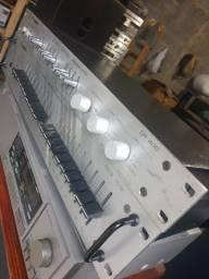 Vendo equalizador cygnus gê 1012 e pré cp 400