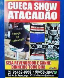 CUECA SHOW ATACADÃO, R$4,99
