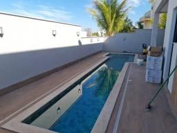 Título do anúncio: Linda casa Alphaville Araguaia nova R$ 2.730.000