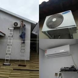 Instalação de ar condicionado em até 3vzs no cartão