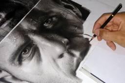Curso de Desenho com Realismo em 2 Dvds