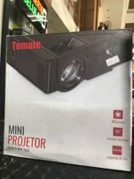 Mini Projetor Tomate -900 lumens