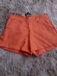 Promoção de shorts