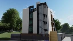 Apartamento à venda com 1 dormitórios em Bancários, João pessoa cod:009588