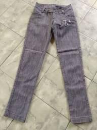 Calça twini Jeans preta