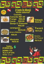 Restaurante Canto do Marajó