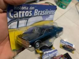 Carrinhos de coleção, modelos brasileiros