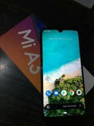 Smartphone Xiaomi MI A3 64gb estado de novo