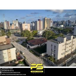 Apartamento com 3 dormitórios à venda, 128 m² por R$ 600.000 - Intermarés - João Pessoa/PB
