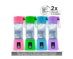 Título do anúncio: Mini Liquidificador Portátil Shake Take Cup Recarregavel Usb