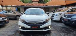 Civic EXL  2020/2020 com 6.000km