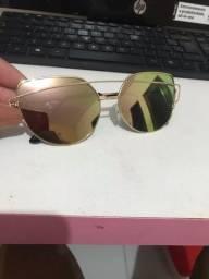 Óculos Espelhado com Proteção UV 400