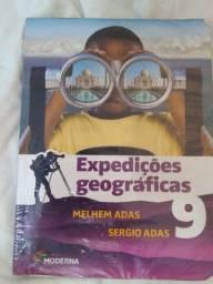 Expedições geográficas 9 ano