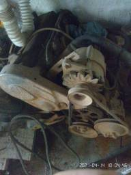 Caixa e motor Gol 85